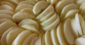 Semaine du 9 décembre: pommes, pommes pommes : TARTE TATIN….